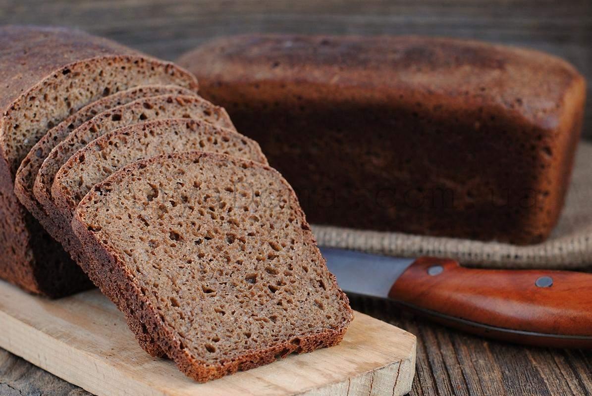 Bread in Russia