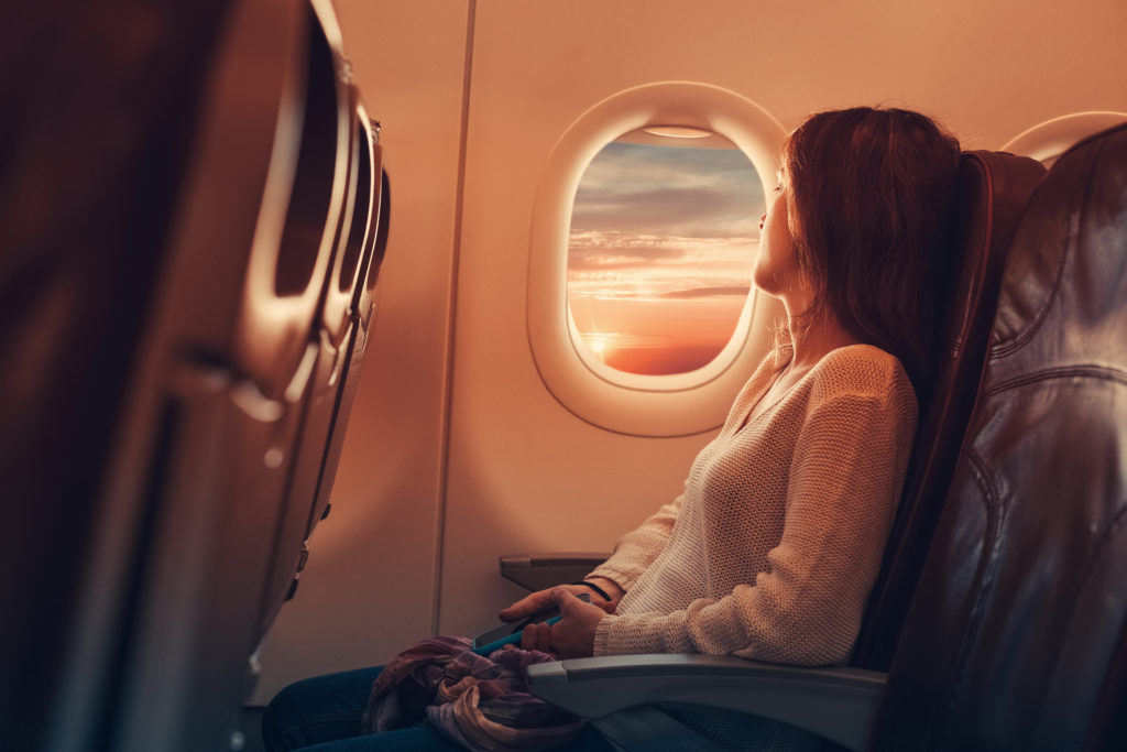 How to cope with fear of flying